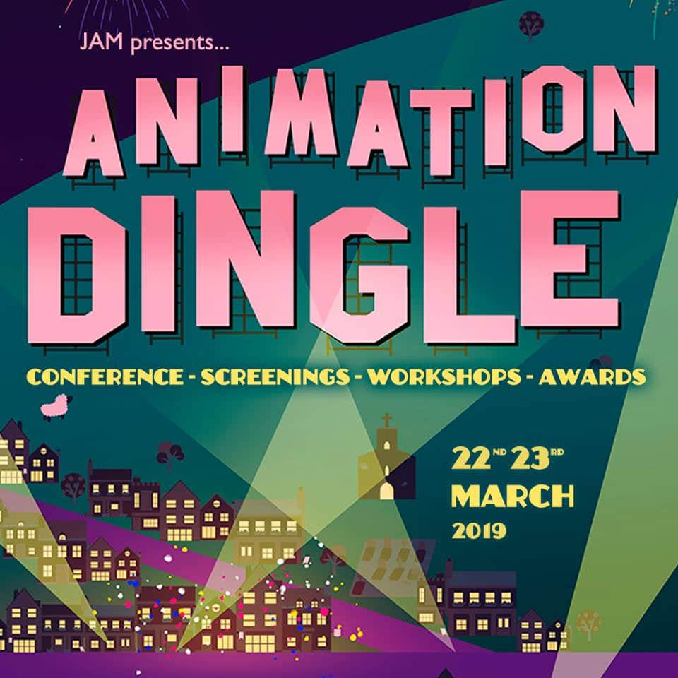 Read more about the article Animation Dingle: 22-23 March 2019