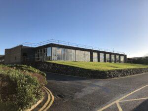 Image of Dingle Hub building
