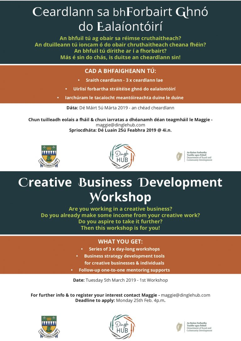 Creative Business Workshop