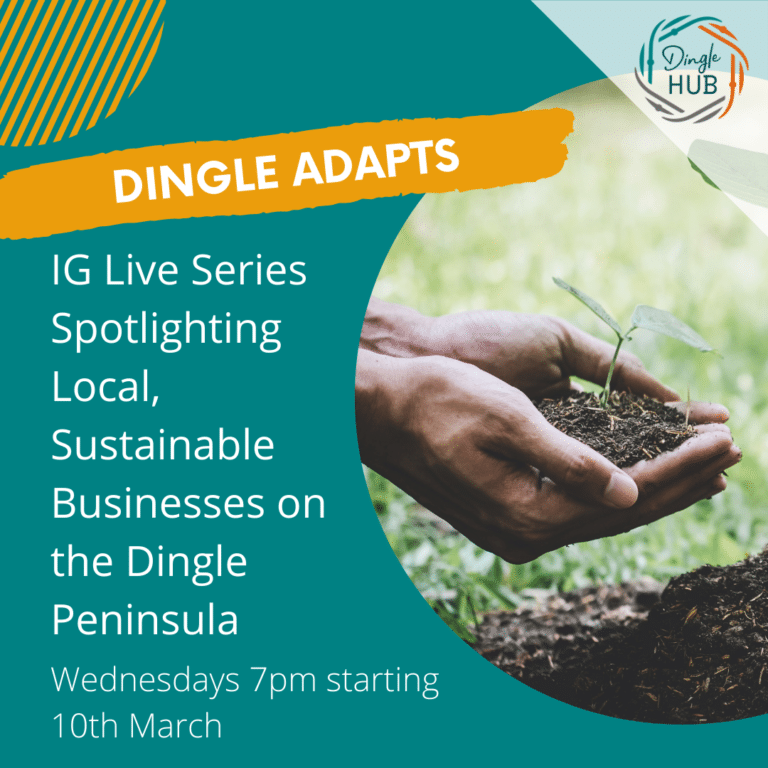 Dingle Hub Update 18 March